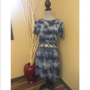 American Eagle tie dyed dress size Medium